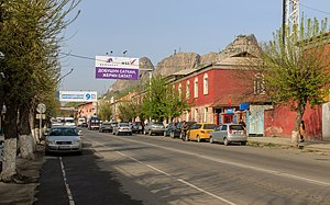 Osh 03-2016 img07 Gapar Aitiev Street