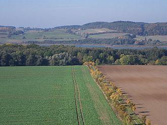 Mecklenburg Switzerland - Image: Ostberg von Basedow