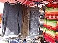 Otavalo Artisan Market - Andes Mountains - South America - photograph 018.JPG