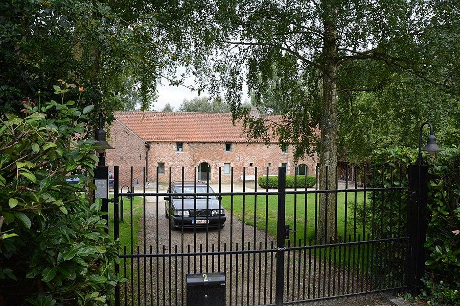 Gebouw, Oud-Klooster 2, Herne