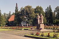 Oulu cemetery war fallen Aug2008.jpg