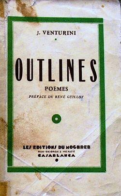 Image illustrative de l'article Outlines (recueil poétique)