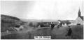 Overview of village at 1906 in Krahulov, Třebíč District.png