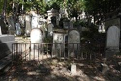 Antoine Étex: Tomb of Turpin de Crissé