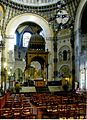 P1030110 Paris VIII église Saint-Augustin Nef Autel baldaquin rwk.JPG