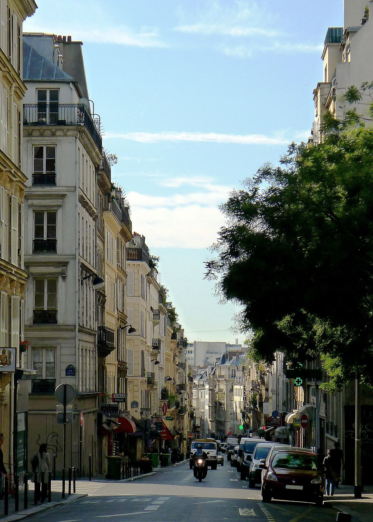 rue de Clichy - Wikidata