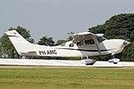 PH-AMC Cessna T206H Turbo Stationair (36792998150).jpg