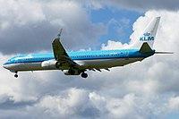 PH-BXP - B739 - KLM