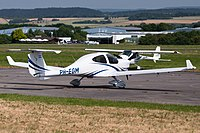 PH-EGM - DA40 - Not Available