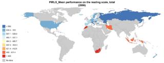 Progress in International Reading Literacy Study Progress in International Reading Literacy Study