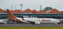 Batik air wikipedia batik air boeing 737 900er at ngurah rai airport stopboris Choice Image