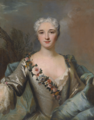 PORTRAIT OF A LADY, HALF LENGTH IN A LANDSCAPE.PNG