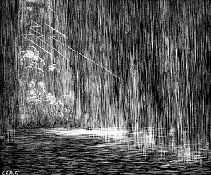 Primeval rain