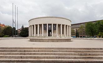 Meštrović Pavilion - Image: Pabellón Mestrovic, Zagreb, Croacia, 2014 04 20, DD 01