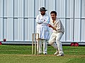 Pacific CC v Chigwell CC at Crouch End, London, England 22.jpg