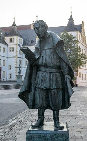 Friedrich Spee - Statue in Paderborn