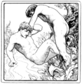 Page 215 illustration in More Celtic Fairy Tales.png