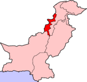 Tehrik-i-Taliban Pakistan - Federally Administered Tribal Areas (FATA) in Pakistan