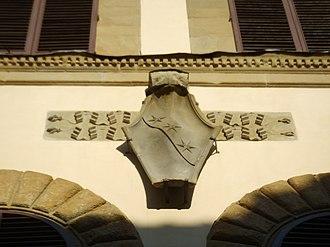 Palazzo Ginori - Ginori Coat of Arms