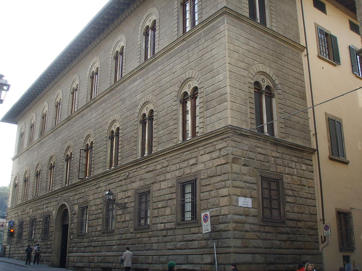Palazzo malenchini alberti wikipedia - I giardini di palazzo rucellai ...