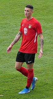 Panagiotis Vlachodimos Greek footballer