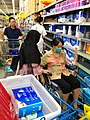 Panic buying in Jakarta due to COVID-19.jpg