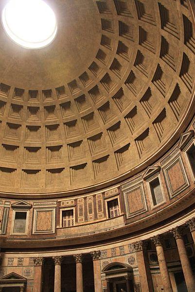 Interior del Panteó