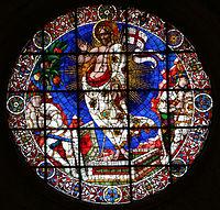 Paolo Uccello (cartone) e Bernardo di Francesco (esecuzione), resurrezione, 1443, 2.JPG