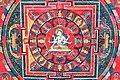 Paris - Bonhams 2016 - Tibet - Mandala d'Ushnishavijaya - circa 1500-1550 - 003.jpg