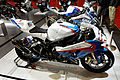 Paris - Salon de la moto 2011 - BMW - S1000 RR Team BMW Motorrad France - 004.jpg