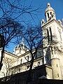 Paris 13e - église Sainte Anne de la Butte aux Cailles - côté ouest 3.JPG