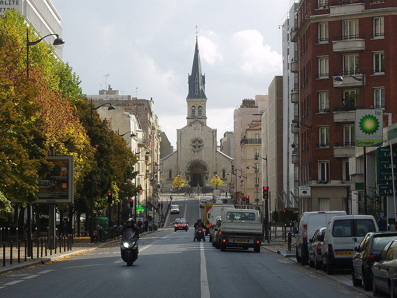 Fichier:Paris 13e - rue Jeanne d'Arc - église Notre-Dame-de-la Gare.JPG