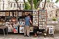 Paris 7500 Quai de Montebello Bouquiniste 20170527.jpg