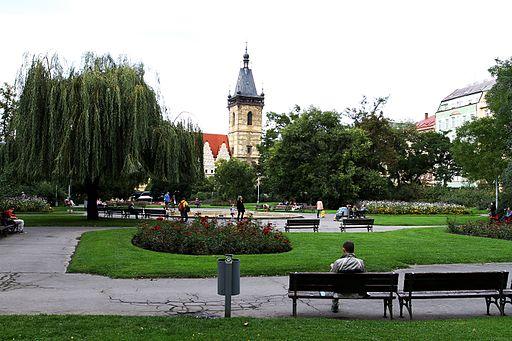 Plaza de Carlos IV