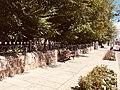 Park at Gorky street Gyumri 05.jpg