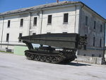 Park van militaire geschiedenis Pivka - MT-55 bridgelayer.jpg