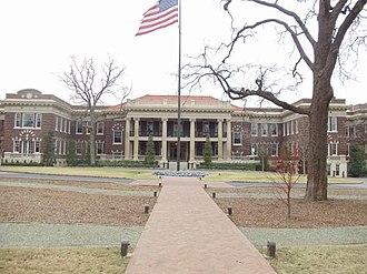 Parkland Memorial Hospital - Parkland Hospital (1913-1954)