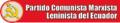 Partido comunista Marxista Leninista del Ecuador.png