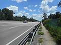 Pasco CR 1 Anclote River Bridge; South on West Sidewalk.jpg
