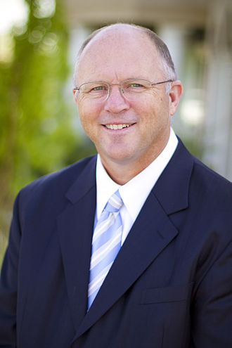 Paul Chappell - Image: Pastor Paul Chappell