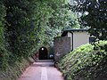 Path to Smugglers' Tunnel, the Ness, Shaldon - geograph.org.uk - 1510662.jpg