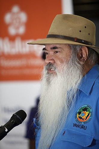 Pat Dodson - Dodson in 2015