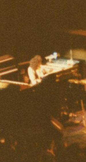 Patrick Moraz - Moraz in concert with The Moody Blues, 1978