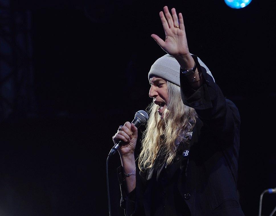 Patti Smith (Haldern Pop Festival 2014) IMGP4121 smial wp