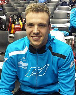Paul Biedermann German swimmer
