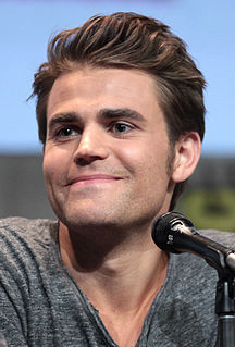 Paul Wesley American actor and director