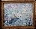 Paul signac, il porto di rotterdam, 1907, 01.jpg