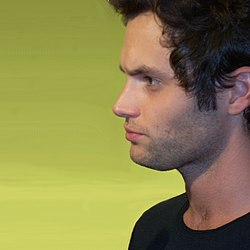 Penn Badgley @ CW Upfront Presentation.jpg