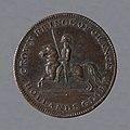 Penning brons Waterloo.jpg