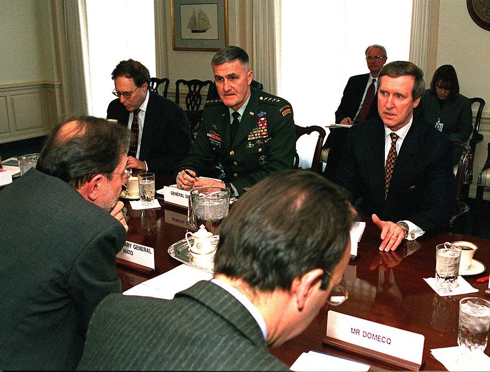 Pentagon meeting March 15 1999, 990315-D-9880W-016